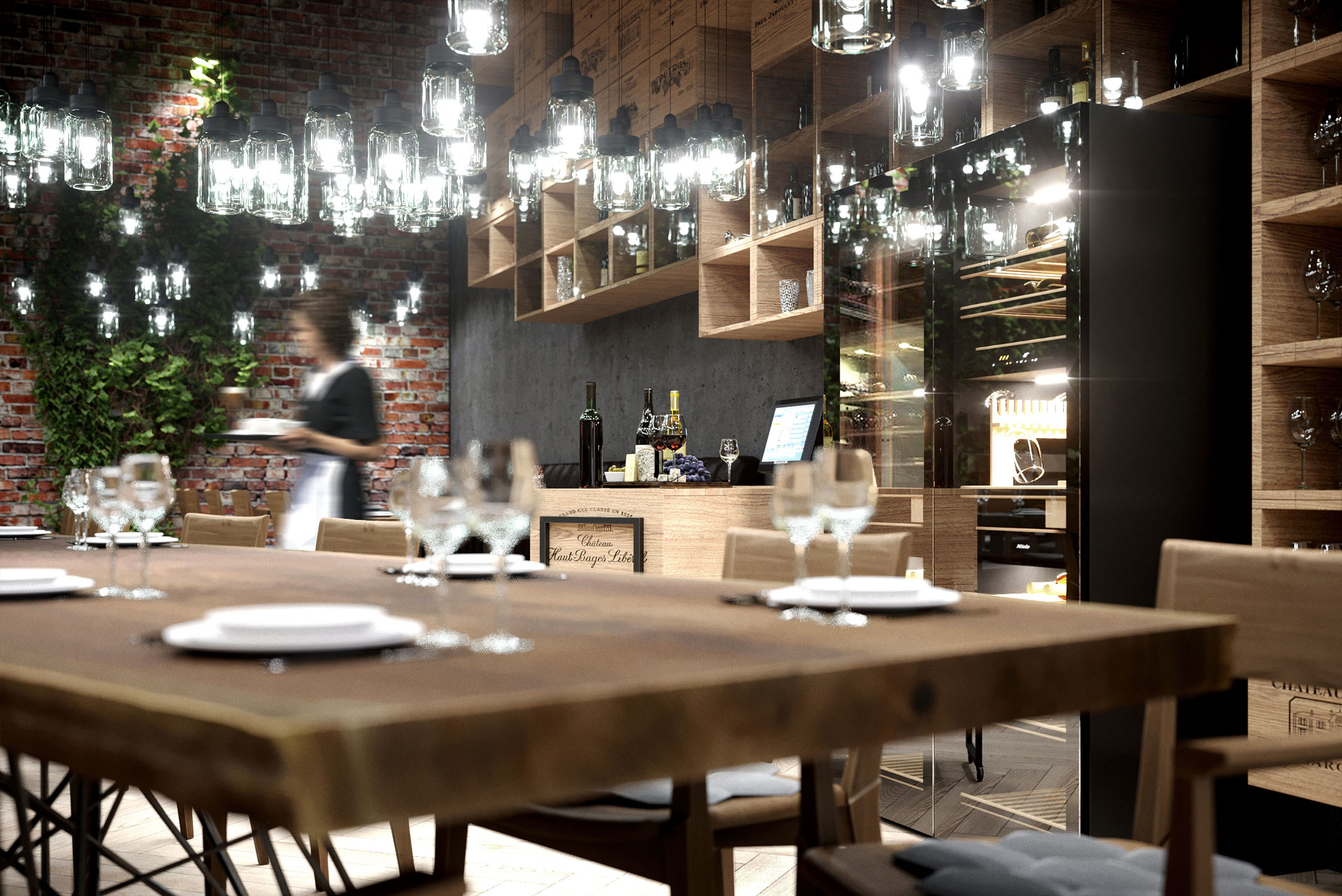 Restauracja cucina aperta galeria serenada krak w pjg for Cucina aperta